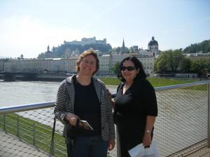 Wer wir sind Maria Thanbichler mit Julia Hillebrand